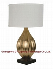 wedding table lamps, poly resin table lamp, bedroom table lamps, table lamps