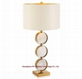 new marble table lamps for hotels,