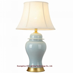 porcelain table lamp, ceramic table lamp, porcelain bedside table lamp