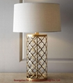 new metal table lamp for living room,
