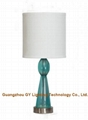 clear poly table lamp desk lamp with