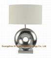GY lighting poly resin table lamp desk