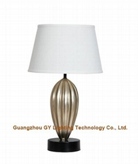 GY lighting poly resin t