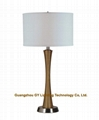 wooden table lamps for hotel, bedroom,