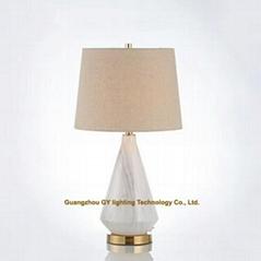 porcelain table lamp, ce