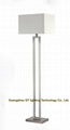 modern stainless steel floor lamp, standing lamps for hotel, living room, villa 1