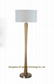 contemporary wood floor lamp, standing lamps for hotel, hospitality, inns