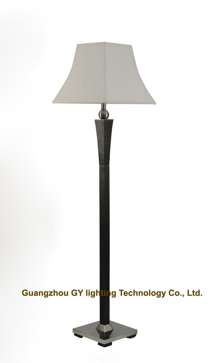 custom wood floor lamp standing lamps for hotels, hospitality, inns, villa 1