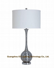 popular metal table lamp