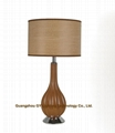 GY lighting poly table lamp, hotel table