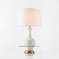 porcelain table lights, ceramic table