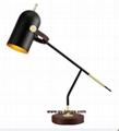 new design of desk lamps, designer desk lamp, reading lamps, hotel desk lamps