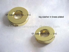 "lamps shade washers, lampshade washers 1"", block washers for lampshades"