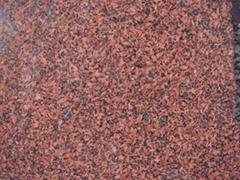 高梁红花岗岩一级品