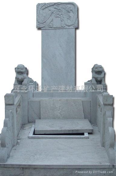 太行牌中国黑墓碑石材 1