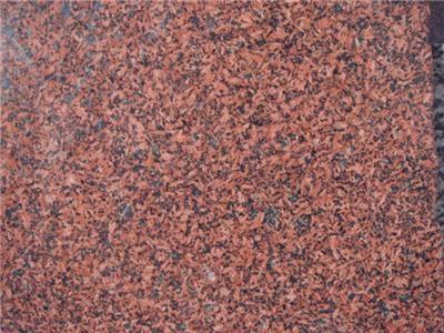 河北环美矿产建材公司高粱红石材大全 3