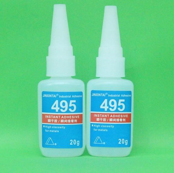 495-低白化膠水 1