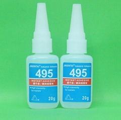 495-低白化膠水