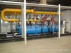 壓縮天然氣調壓裝置