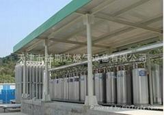 LNG气化调压装置