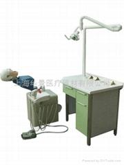 HJ-3电动牙科多媒体教学模拟系统