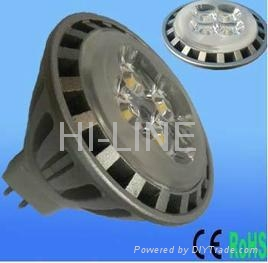 LED MR16 SPOTLIGHT 6W NO DRIVER 1