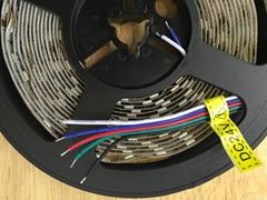 RGBW LED Strip 24 Volts