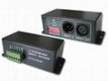 DMX512 RGB PWM Led Controller