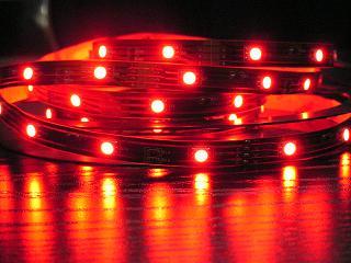 RGB LED STRIP, 12V, 5 METERS REEL 4
