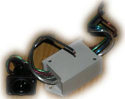 Bare DMX512 RGB PWM Led Controller 6A per channel 1