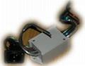 Bare DMX512 RGB PWM Led Controller 6A