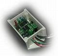 Bare DMX512 RGB PWM Led Controller 6A per channel 3
