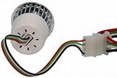 TRISTAR-RGB-DMX LED LAMPS