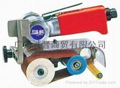 砂帶機,氣動砂帶機,研磨機