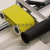 抛管机,电动研磨机,电动砂带机,圆弧抛光机