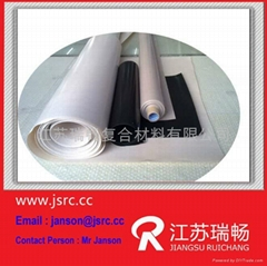 Non-stick PTFE fabric for vacuum lamination machine