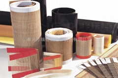 PTFE fiberglass mesh belt