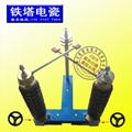 電除塵高壓隔離開關GN-80/3-2 2