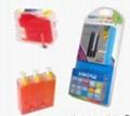 ink cartridge+refill ink kit for EPSON