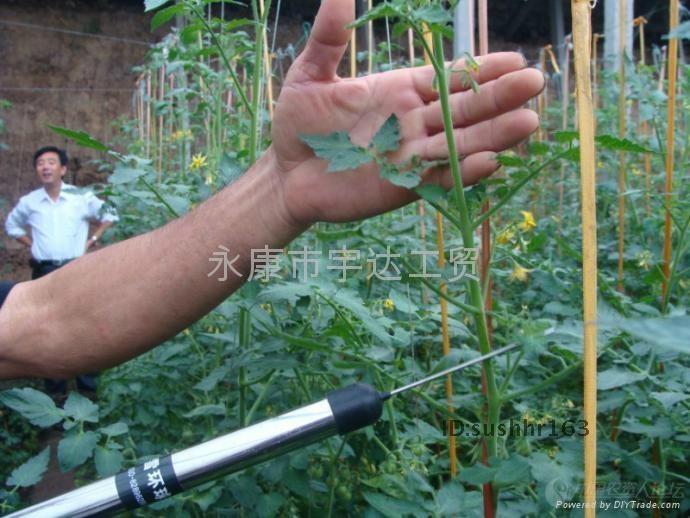 最新款臺灣SUCA電動番茄授粉器|西紅柿授粉器 4
