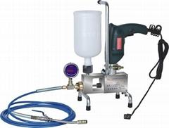 進口電機高壓注漿機/灌漿機/灌注機/防水堵漏設備高壓灌注機