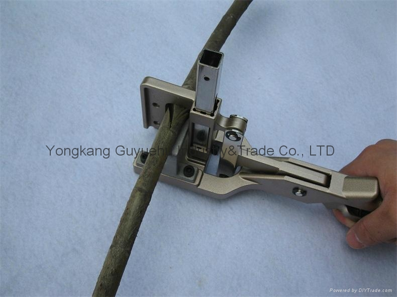 Tree cutting grafting tools / grafting machine / garden grafting tool 4