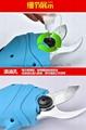 新款電動果樹剪刀電動剪枝剪園林修剪機