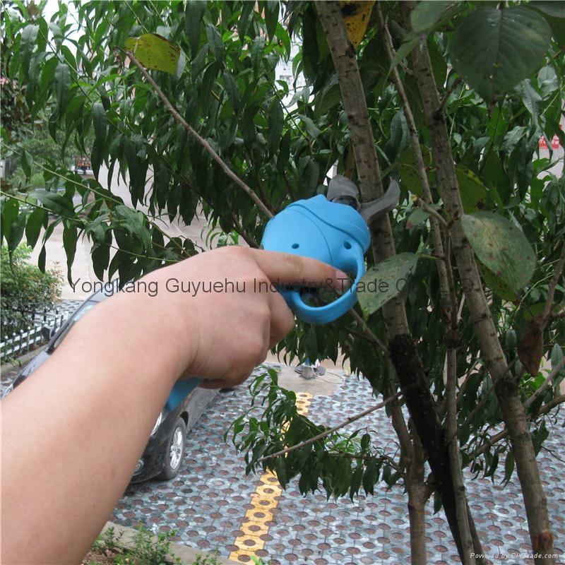 修枝剪 电动修枝剪 电动果树剪  电动树枝剪 果树修枝剪 电动修枝剪刀 2