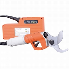 Electric pruning shears garden electric secateurs orchard electric scissors