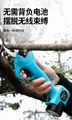 New 2.5 cm Electric pruner and electric pruning shear for garden with CE 4