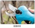 新款舒暢SC-8601電剪電動果樹剪果樹修枝剪鋰電園林剪充電剪 5