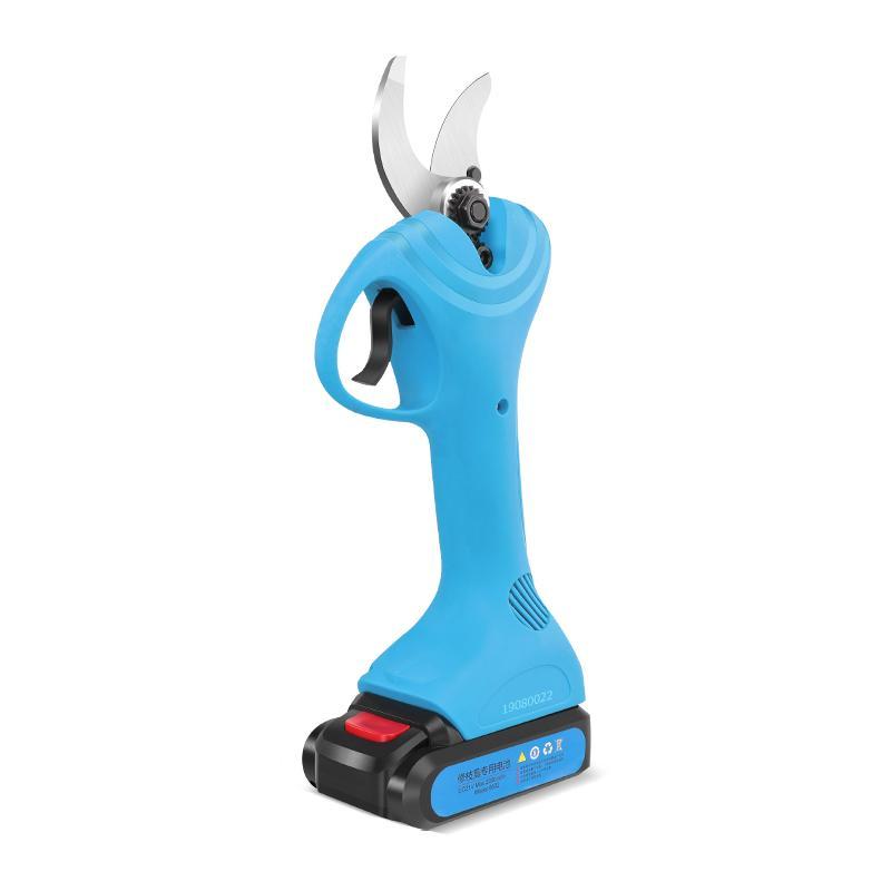 无线电动剪枝机充电式修枝剪锂电剪枝剪果树高枝电剪子粗枝剪 3