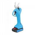 无线电动剪枝机充电式修枝剪锂电剪枝剪果树高枝电剪子粗枝剪