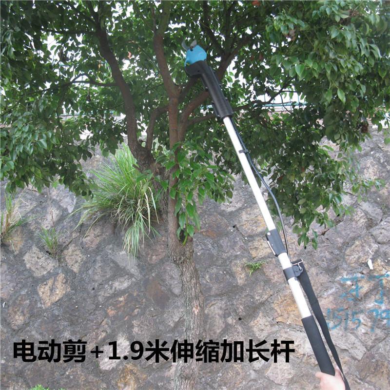Electric pruning shears, Electric pruner, Electric garden shears 3